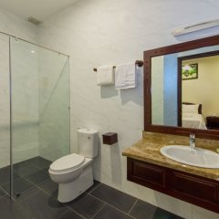 Отель Green Hill Villa ванная