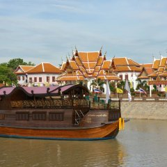 Отель Anantara Riverside Bangkok Resort Таиланд, Бангкок - отзывы, цены и фото номеров - забронировать отель Anantara Riverside Bangkok Resort онлайн городской автобус