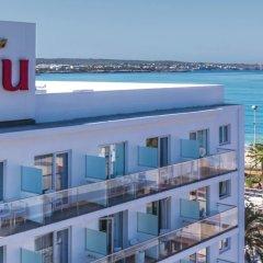 Hotel Riu San Francisco - Adults Only пляж