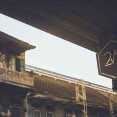 Отель 2W Bed & Breakfast Bangkok Бангкок парковка