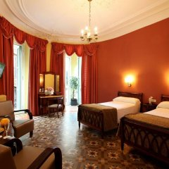 Отель Nouvel Барселона комната для гостей