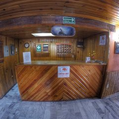 Hotel La Posada Santa Cruz сауна