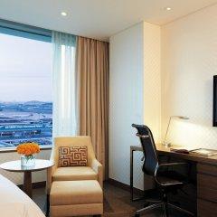 Отель Lotte City Hotel Gimpo Airport Южная Корея, Сеул - отзывы, цены и фото номеров - забронировать отель Lotte City Hotel Gimpo Airport онлайн удобства в номере фото 2