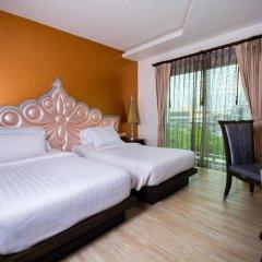 Отель Chillax Resort Бангкок комната для гостей фото 3