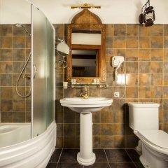 Historical Hotel Fortetsya Hetmana ванная фото 2