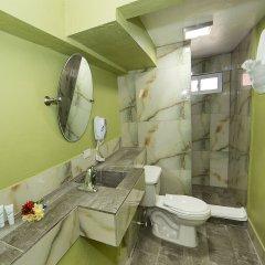 Отель Pulse Rooms at Trafalgar ванная