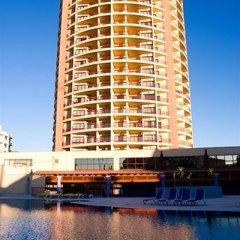 Отель Clube Praia Mar Португалия, Портимао - отзывы, цены и фото номеров - забронировать отель Clube Praia Mar онлайн приотельная территория