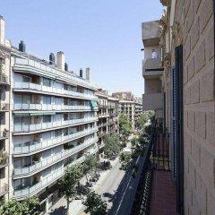 Отель Uma Suites Metropolitan балкон