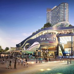 Отель Green Park Resort Таиланд, Паттайя - - забронировать отель Green Park Resort, цены и фото номеров бассейн фото 2
