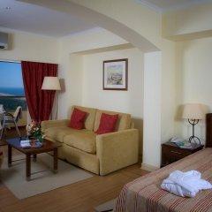 Отель Yellow Praia Monte Gordo комната для гостей