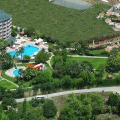 Aventura Park Hotel - Ultra All Inclusive Турция, Окурджалар - отзывы, цены и фото номеров - забронировать отель Aventura Park Hotel - Ultra All Inclusive онлайн балкон