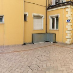 Отель Residence Yellow Римини парковка