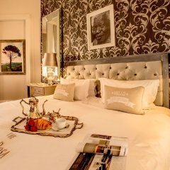 Отель The Villa Rosa Bed and Breakfast в номере