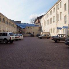 Гостиница Старый Ростов парковка