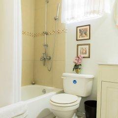 Отель Strathairn 110 by Pro Homes Jamaica Ямайка, Кингстон - отзывы, цены и фото номеров - забронировать отель Strathairn 110 by Pro Homes Jamaica онлайн ванная