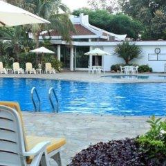 Отель Nan Hai Hotel Китай, Шэньчжэнь - отзывы, цены и фото номеров - забронировать отель Nan Hai Hotel онлайн бассейн фото 2