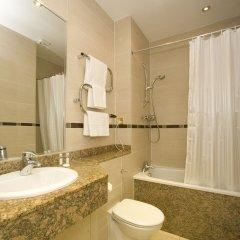 Отель Old Waverley Hotel Великобритания, Эдинбург - отзывы, цены и фото номеров - забронировать отель Old Waverley Hotel онлайн ванная фото 2