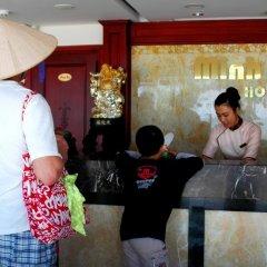 Отель Minh Nhat Нячанг интерьер отеля