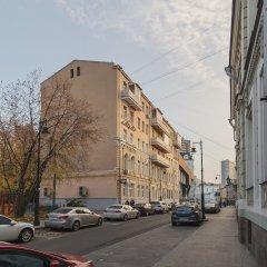Апартаменты GM Apartment Borisoglebovskiy парковка