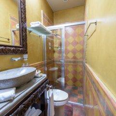 Отель Casa Pedro Loza Мексика, Гвадалахара - отзывы, цены и фото номеров - забронировать отель Casa Pedro Loza онлайн ванная фото 2