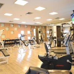 Отель Century Park Бангкок фитнесс-зал фото 3