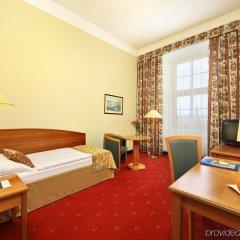 Отель Grandhotel Brno Брно комната для гостей фото 4