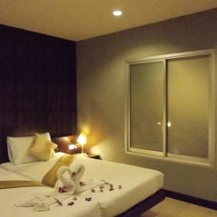 Отель Patong Palm Resort комната для гостей фото 4