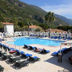Karbel Hotel бассейн фото 2