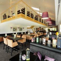 Van Der Valk Hotel Charleroi Airport гостиничный бар