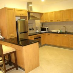 Апартаменты Baan Puri Apartments в номере