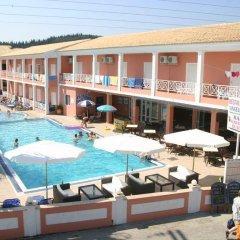 Отель Angelina Hotel & Apartments Греция, Корфу - отзывы, цены и фото номеров - забронировать отель Angelina Hotel & Apartments онлайн с домашними животными