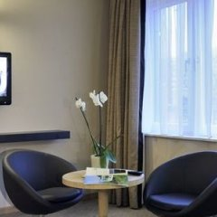 Отель Novotel Brussels Centre Midi Station Бельгия, Брюссель - 3 отзыва об отеле, цены и фото номеров - забронировать отель Novotel Brussels Centre Midi Station онлайн