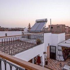 Отель Amour d'auberge балкон