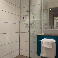 Отель Quality Hotel Konserthuset Швеция, Мальме - отзывы, цены и фото номеров - забронировать отель Quality Hotel Konserthuset онлайн ванная фото 2