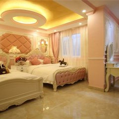 Отель Xiamen Feisu Knight Royal Garden Китай, Сямынь - отзывы, цены и фото номеров - забронировать отель Xiamen Feisu Knight Royal Garden онлайн комната для гостей