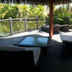 Отель Maitai Lapita Village Huahine бассейн фото 2