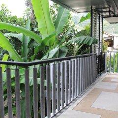 Отель Dinar Lodge пляж Банг-Тао балкон