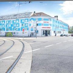 Отель Lenas Donau парковка