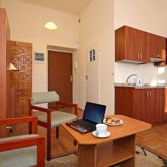 Enigma Hotel Apartments Краков в номере