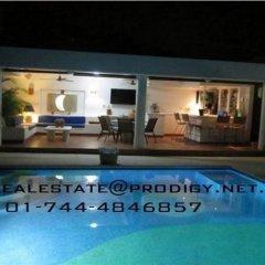 Отель Casa Buho Acapulco 010 бассейн