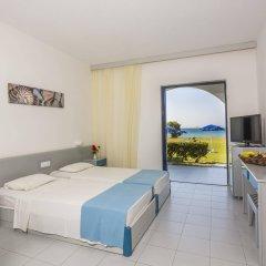 Отель Aeolos Hotel Греция, Мастичари - отзывы, цены и фото номеров - забронировать отель Aeolos Hotel онлайн комната для гостей фото 2