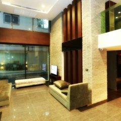 Отель The Bangkok Airport Link Suite интерьер отеля