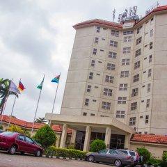 The Westwood Hotel Ikoyi Lagos парковка