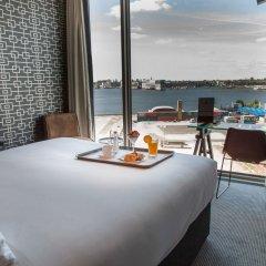 Отель DoubleTree by Hilton Hotel Amsterdam - NDSM Wharf Нидерланды, Амстердам - отзывы, цены и фото номеров - забронировать отель DoubleTree by Hilton Hotel Amsterdam - NDSM Wharf онлайн в номере фото 2