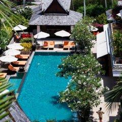 Отель Ayara Hilltops Boutique Resort And Spa Пхукет спортивное сооружение