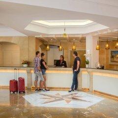 Hotel Castell dels Hams интерьер отеля фото 2