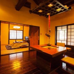 Отель Kurokawa-So Япония, Минамиогуни - отзывы, цены и фото номеров - забронировать отель Kurokawa-So онлайн ванная