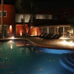 Отель Casa Abadia Мексика, Гвадалахара - отзывы, цены и фото номеров - забронировать отель Casa Abadia онлайн бассейн фото 2