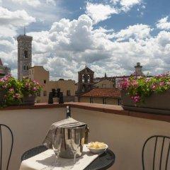 Отель Laurus Al Duomo балкон