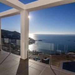 Отель Agi Joan Margarit Испания, Курорт Росес - отзывы, цены и фото номеров - забронировать отель Agi Joan Margarit онлайн балкон